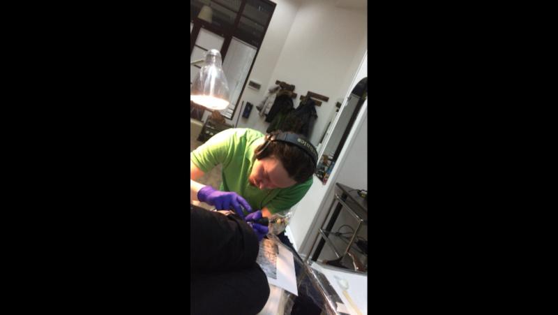 Мне делают татуировку смотреть онлайн без регистрации