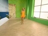 Утренняя гимнастика с Екатериной Серебрянской _ЛАТИНО_танцевальная разминка  (9)