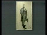 057-Валентин Серов - Портрет Ф Шаляпина