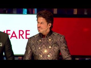 62nd Filmfare Awards - SRK and Salman Argument - Promo