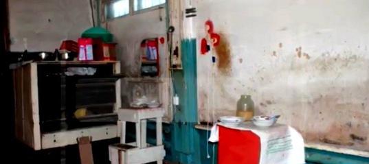 Пекарня в поселке Железнодорожный