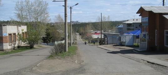 Поселок железнодорожный Усть-Илимского района