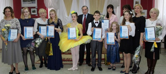 Стипендией мэра «Юное дарование» награждены шесть усть-илимских детей