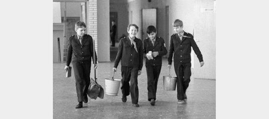 В школы хотят вернуть опыт трудового воспитания