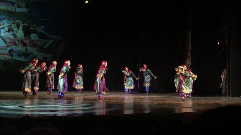 Ритмы Кавказа-Дидойский танец