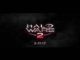 Трейлер-анонс игры Halo Wars 2