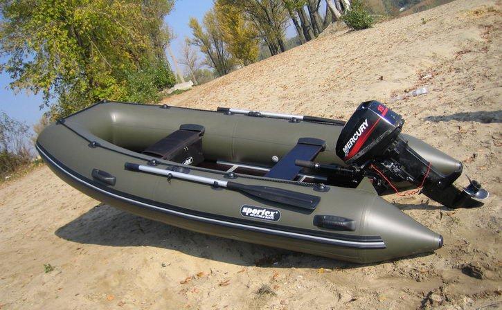 надувная лодка выбор