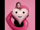 Behati for Juicy Couture