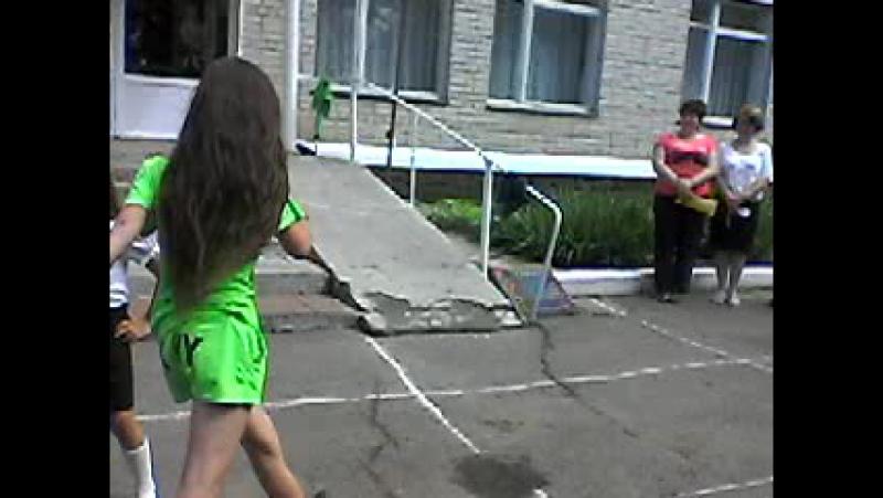Новосёловский УВК празднует День защиты детей)УЖАСССС)Только попозорили нас(