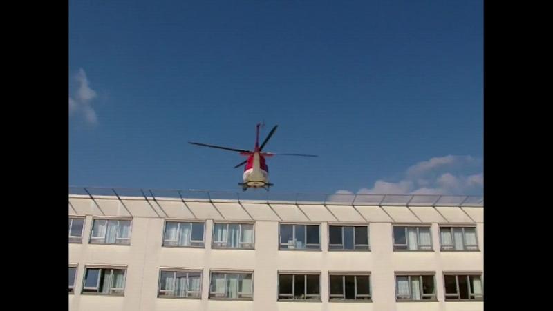 Германия-Вюрцбург-Университетская клиника.2