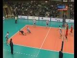 22.03.2011. Волейбол. Чемпионат России 2010/2011. Локомотив (Новосибирск) - Динамо