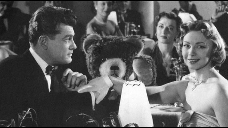 Разбитые мечты.1953 (Франция. Дани Робен и Жан Маре в главных ролях)