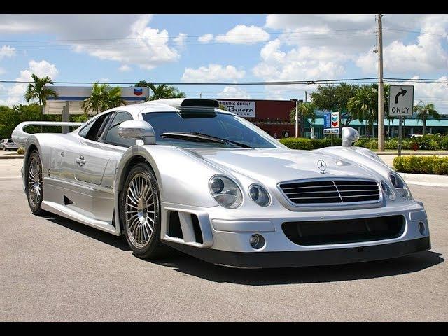 История Mercedes CLK GTR. Das Perfekte Auto