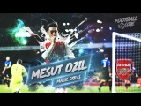 Mesut Ozil (2016-2017) - Magic Skills - Skills, Goals and Passes 1080p