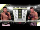 Fight of the Week An EPIC Grudge Match Ends in EPIC Fashion at CES MMA 33