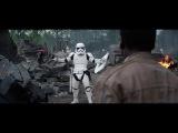 Предатель! Битва штурмовика и Финна  Звёздные войны  Эпизод VII  Пробуждение Силы  ...