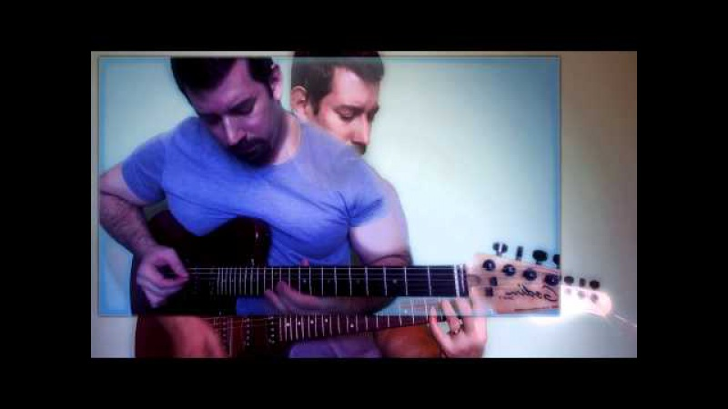Queen - The Show Must Go On full guitar cover Full HD 1080p