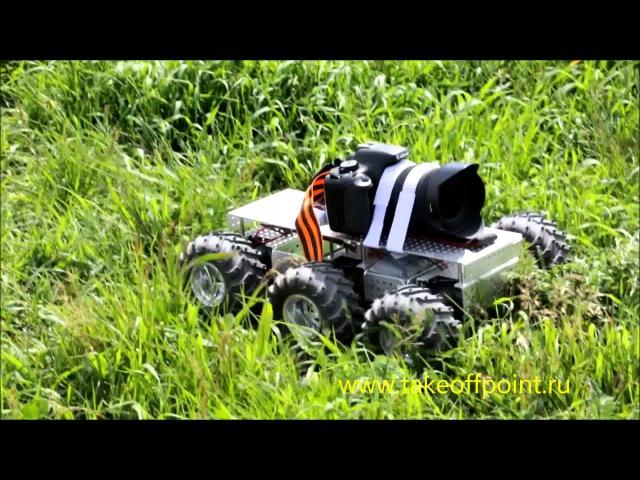 РобоЛаборатория. Wild Thumper 6WD испытания