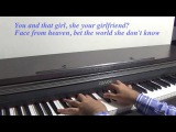 Magnets - Disclosure feat Lorde Piano Cover By Angad Kukreja