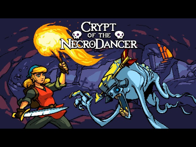 Stone Cold (3-1 Cold with Shopkeeper) - Crypt of the Necrodancer
