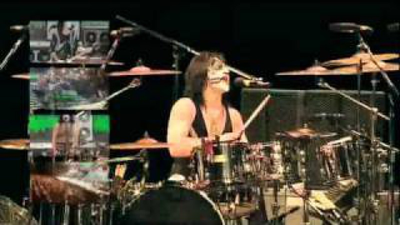 Kiss - Parasite - Rock The Nation Live! (Eric Singer Powervision - HQ)
