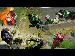 Мото гонки TT на острове Мэн - самое безумное, что есть в мото спорте