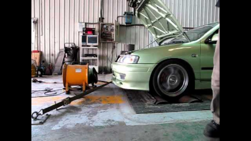 Nissan primera swap sr20ve N1 throttle .sr16ve 8000rpm ecu=maxpower 216bhp@wheel