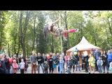 Виступ Pole Dance на День міста 2016