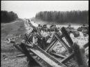 Бои на Бородинском поле Кадры немецкой кинохроники 1941 г