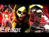 Casey Jones - Bend Ova - TMNT 2012 short mv