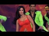 Katrina Kaif's Unseen Dance Moves - Mashallah Song - CCL Glam Night 2013