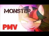 PMV Monster (How Should I Feel) WARNING FLASHLIGHT!