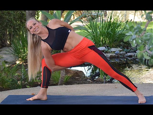 Yoga - Expansive Yoga Practice - Expansive Flow