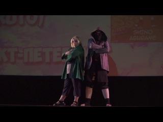 Shino 23 и Iren Ato - Shino и Tsunade (Naruto)
