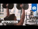 Unseen | Behind The Scenes Photoshoot with Rob Lipsett Workout Motivation by Myprotein