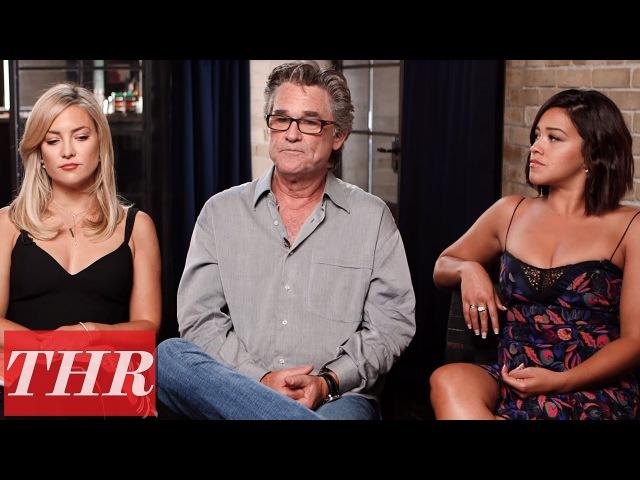 Kurt Russell, Kate Hudson, Gina Rodriguez on The Untold Story in 'Deepwater Horizon'   TIFF 2016
