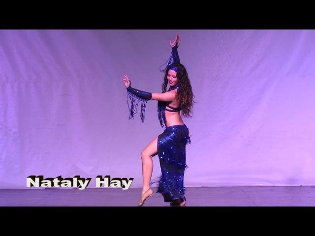 Nataly Hay Belly Dance danza arabe נטלי חי רקדנית בטן ריקודי בטן رقص شرق1