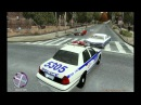 GTA 4:EFLC - NYPD patroling streets !