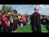 В Василькове похоронили девочек, погибших в ДТП