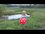 Beautiful Looners -  Blow to pop with my heart balloon trailer
