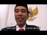 Vlog Presiden Jokowi Bersama Raja Salman Arab Saudi