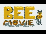 Bee movie trailer except its made in rollercoaster tycoon 2 with stop motion animation
