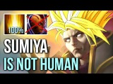 100% SunStrike Invoker SumiYa Epic Fly Combo Best China Invoker Gameplay 7.02 Dota 2