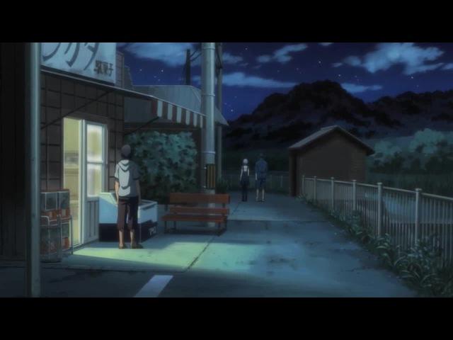 Я спать (9й Неизвестный, Dagashi Kashi, Дешёвые сласти/Магазинчик Сладостей)