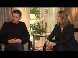 Jodie Foster and Jack O'Connell's Full Uncut Interview for 'Money Monsters'