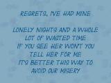 Danko Jones - Full of regret