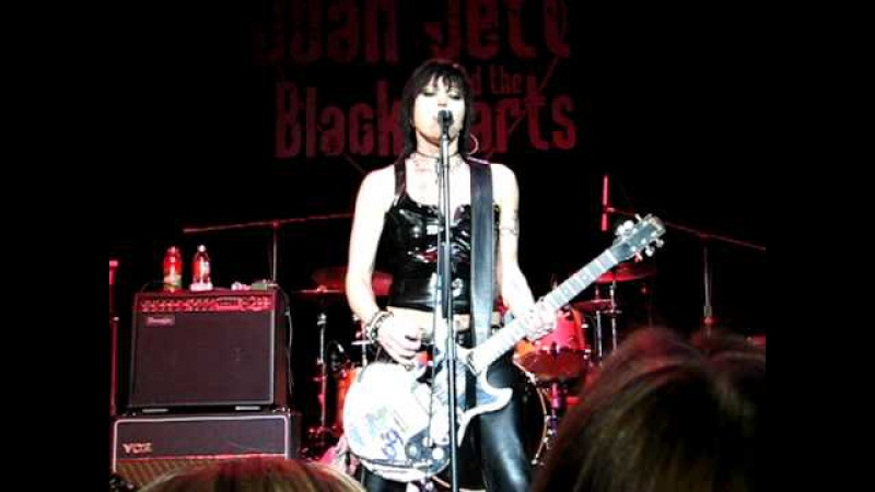 Joan Jett the BlackheartsDo you Wanna Touch Tunica, MS. 2-07