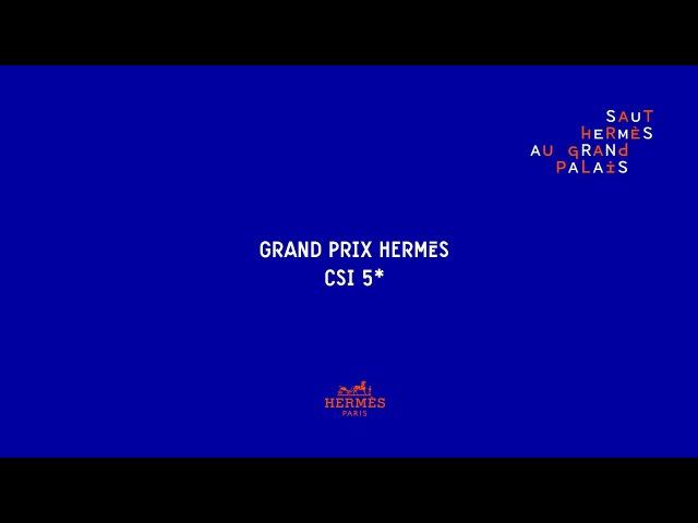 Saut Hermès 2017 – Grand Prix Hermès CSI 5* - Class 10