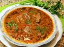 Суп ХАРЧО Грузинская кухня Soup Kharcho