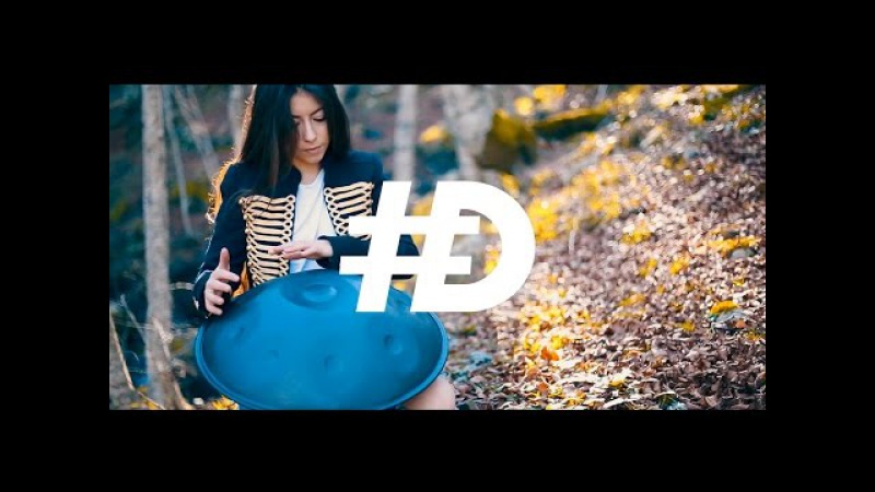 Giolì Echo of the woods Official Video Handpan